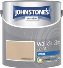 Johnstones Brandy Cream Coloured Emulsion